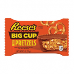 Reese's Big Cup Stuffed with Pretzels