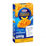 Kraft Macaroni Cheese Dinner