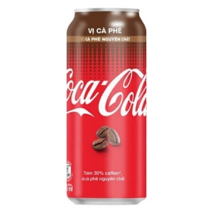 Wietnamska Coca Cola Coffee