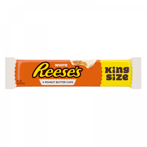 Reese's Peanut Butter White Cups King Size