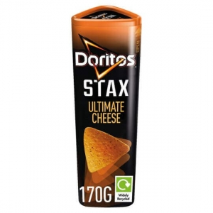 Doritos Stax Ultimate Cheese