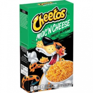 Cheetos Mac 'N Cheese Cheesy Jalapeno