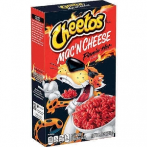Cheetos Mac 'N Cheese Flamin' Hot