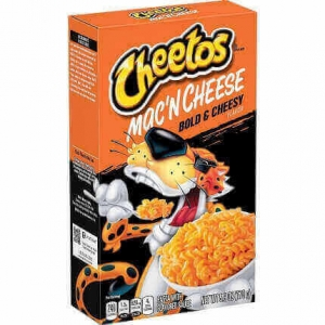 Cheetos Mac 'N Cheese Bold & Cheese