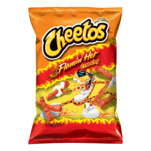 Cheetos Flamin Hot 35g, kultowe i ostre