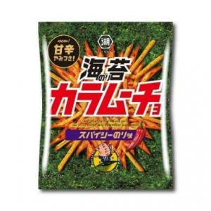 Koikeya Stick Seaweed Hot Chilli