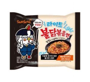 Samyang Hot Chicken Ramen Light